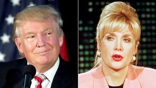 Donald Trump Suggests He Will Invite Gennifer Flowers to First Presidential Debate