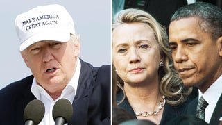 Donald Trump Blames President Barack Obama, Hillary Clinton for Brexit Vote