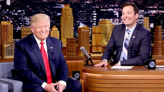 Jimmy Fallon Will Make Donald Trump Jokes at Golden Globes 2017: This Might Be Our 'Last Party'