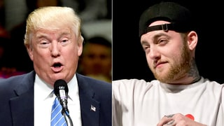 Donald Trump 'Raps' Mac Miller's 'Donald Trump' in Supercut Parody Video