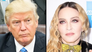 Donald Trump Once Started a Rumor That Madonna Wanted to Date Him — Relive Their Long-Standing Feud