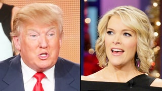 Donald Trump Denies That He Tried to 'Woo' Megyn Kelly