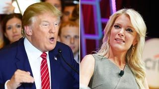 Donald Trump vs. Megyn Kelly
