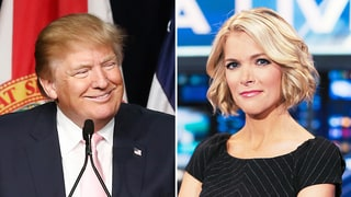 Donald Trump Praised Megyn Kelly in 2011: 'I Could Never Beat You' as a Moderator