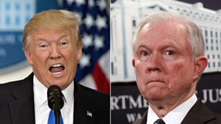 Republicans Are Not Thrilled Trump's Toying With Firing Jeff Sessions