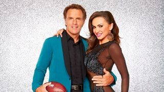 Doug Flutie and Karina Smirnoff