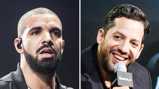 Drake Reacting to David Blaine's Frog-Spitting Magic Trick Is All of Us