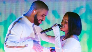 Drake and Rihanna Have Matching Shark Tattoos