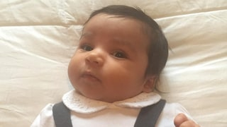 Rob Kardashian Shares Adorable New Pics of Dream Smiling, Dressed Up