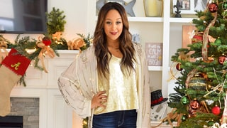 Inside Tamera Mowry's Festive (and Affordable!) Holiday Home Décor