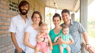 Jessa Duggar: Jill Duggar's Son Israel Kissed My Son Spurgeon 'Over and Over' When They First Met