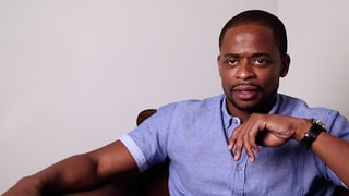 Watch Dulé Hill Explain How 'West Wing' Connects to Trump-Era Politics