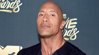 Dwayne 'The Rock' Johnson's Baby Girl, Jasmine, 'Loves Looking at Daddy's Tattoos': Photo
