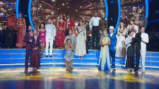 'Dancing With the Stars' Recap: Jana Kramer Nabs a Perfect 40, Amber Rose Gets Sent Home