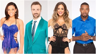 'Dancing With the Stars' Finale Part 1 Recap: Laurie Hernandez Leads the Final Three as Jana Kramer Goes Home