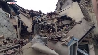 Italy Hit By 6.2 Magnitude Earthquake, At Least 21 People Dead and Many More Missing: Report