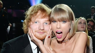 Ed Sheeran: Taylor Swift and I 'Take It a Bit Far' Competitively Because We Weren't Popular in School