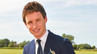 Eddie Redmayne: 'I Got Complete Stage Fright' Playing Newt Scamander in 'Fantastic Beasts'
