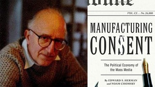 RIP Edward Herman, Who Co-Wrote a Book That's Now More Important Than Ever