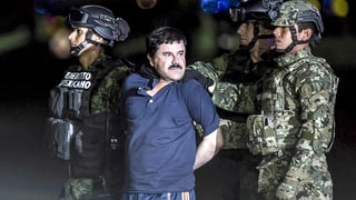 Mexico Extradites Top Drug Lord 'El Chapo' to United States