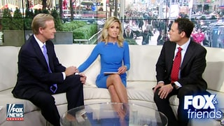 Elisabeth Hasselbeck Gets Emotional as She Announces Fox & Friends Departure to Become