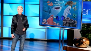 Ellen DeGeneres Uses 'Finding Dory' Plot to Slam President Donald Trump's Immigration Ban