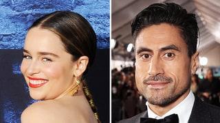 Emilia Clarke Pranks Sleeping 'Game of Thrones' Costar in Between Takes of Fiery Nude Scene