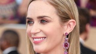 10. Emily Blunt's Copper Smoky Eye
