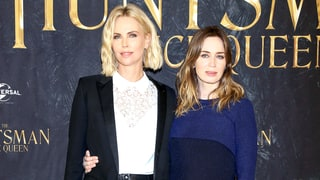 Charlize Theron, Emily Blunt Hilariously Complain About Their Heels in 'The Huntsman: Winter's War'