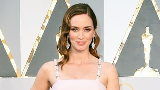 Emily Blunt Forgets She's Even Pregnant With Her Second Child