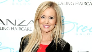 Pregnant Emily Maynard Feels 'Like Death' in Second Trimester