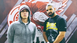 Drake and Eminem Squash Feud Rumors, Perform Together in Detroit