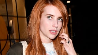 Emma Roberts' New Red Hair Color Is Called Cayenne Spice
