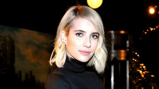 Emma Roberts Jumps on the Bob Bandwagon, Ditches Chanel's Extensions