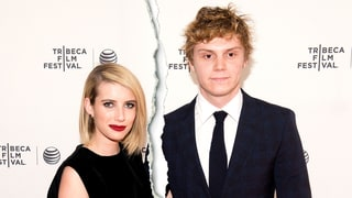Emma Roberts and Evan Peters Split for Second Time