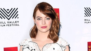 Emma Stone Tries Out a Pixie for 'Vogue'