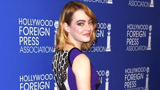Emma Stone's Dress Is the Embodiment of 'Business Up Front, Party in the Back'
