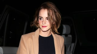 Emma Watson Chops Off Her Hair: See the Brand-New Style