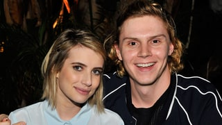 Emma Roberts and Evan Peters Are Engaged Again, Spotted Kissing Over Thanksgiving Holiday