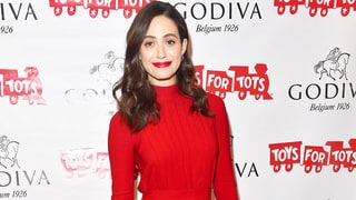 Non-Cheesy Holiday Styles to Wear This Season, Courtesy of Meghan Trainor, Julie Bowen and Emmy Rossum