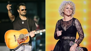 See Eric Church and Cam's Bare-Bones Duet on 'Like Jesus Does'