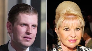 Eric Trump: Mom Ivana Trump Will Be 'Front and Center' at Inauguration