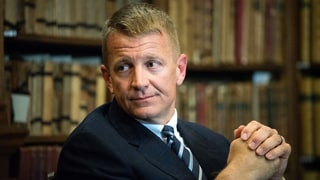 Who Cares What Erik Prince Thinks?