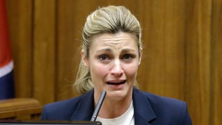 Erin Andrews Says ESPN Forced Her to Talk About Stalker on TV