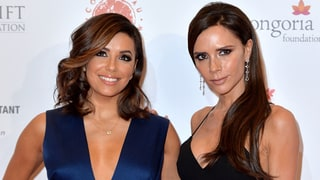 Eva Longoria Convinces Her Friend Victoria Beckham to Wear Uggs the Day After Wedding