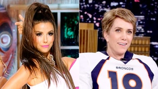 Eva Longoria Twerks Like Nicki Minaj and Kristen Wiig Impersonates Peyton Manning in Today's Morning Brew
