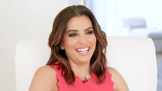 Eva Longoria Loves Her 40s: 'I Got My Gray Hair From My Mom'