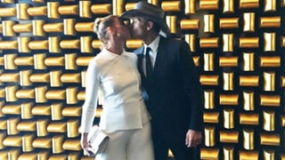 Faith Hill and Tim McGraw Share Passionate Kisses at 2016 ACM Awards: See the Photos Here