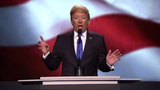 Jimmy Fallon Mocks Donald Trump's Flashy RNC Entrance, Addresses Melania Trump Speech Controversy