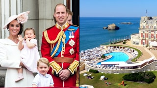 Prince William and Duchess Kate Just Stayed at This Sumptuous French Seaside Hotel: Photos